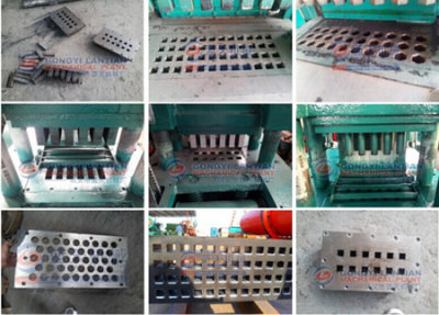 shisha making machine production mold