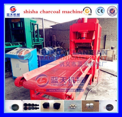 shisha charcoal tablets pressing machine