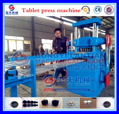 Fire starter wax sawdust briquette machine