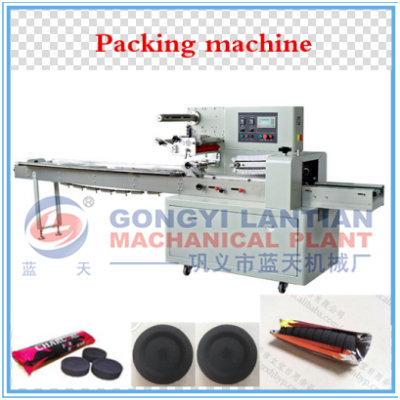 BBQ charcoal packing machine
