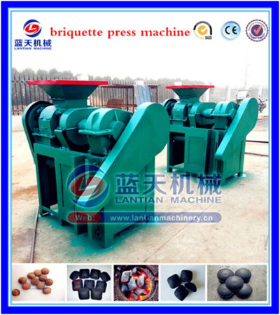 Dry powder ball press machine