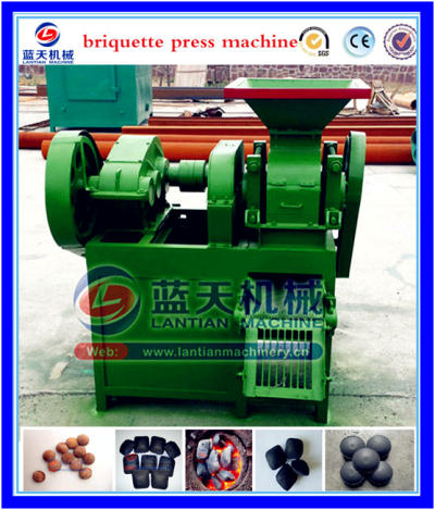 Hydraulic Coal Briquetting Machine