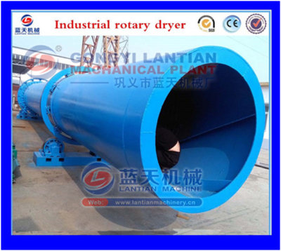 Fertilizer dryer