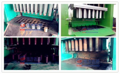 bbq charcoal briquette machine